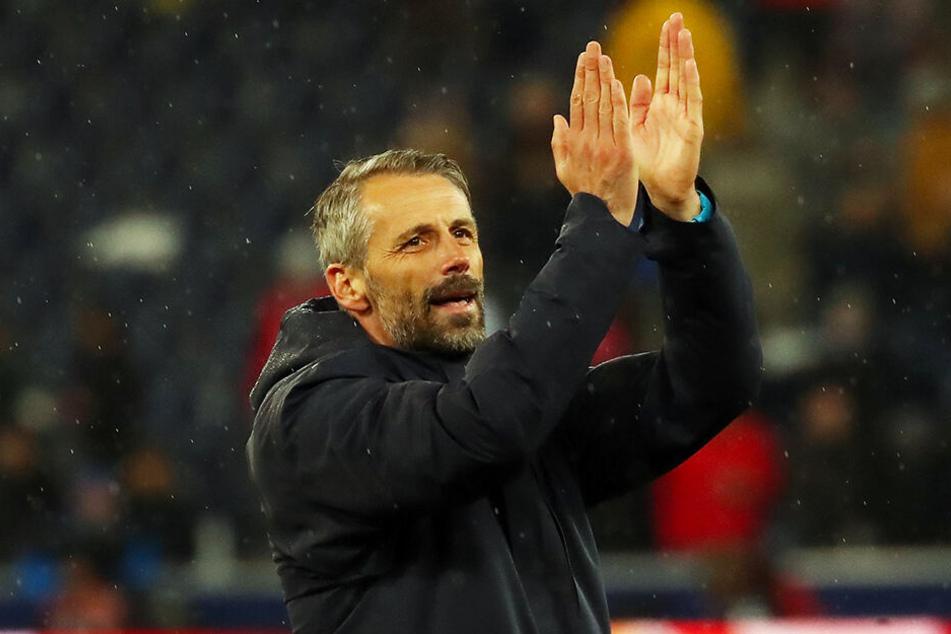 RB-Salzburg-Trainer Marco Rose soll neuer Coach von Borussia Mönchengladbach werden.