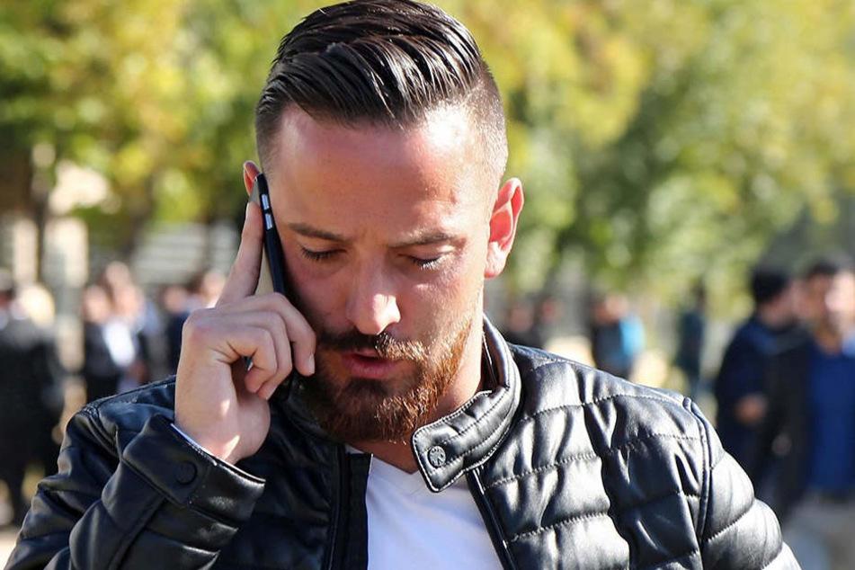 Ex-Bundesligastar hat derzeit keinen Kontakt zur Außenwelt.