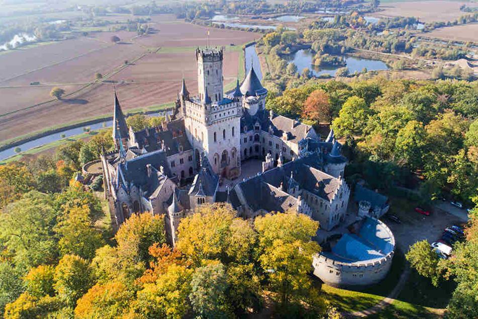 Wegen Schloss Marienburg hat sich der Prinz mit seinem Sohn überworfen.