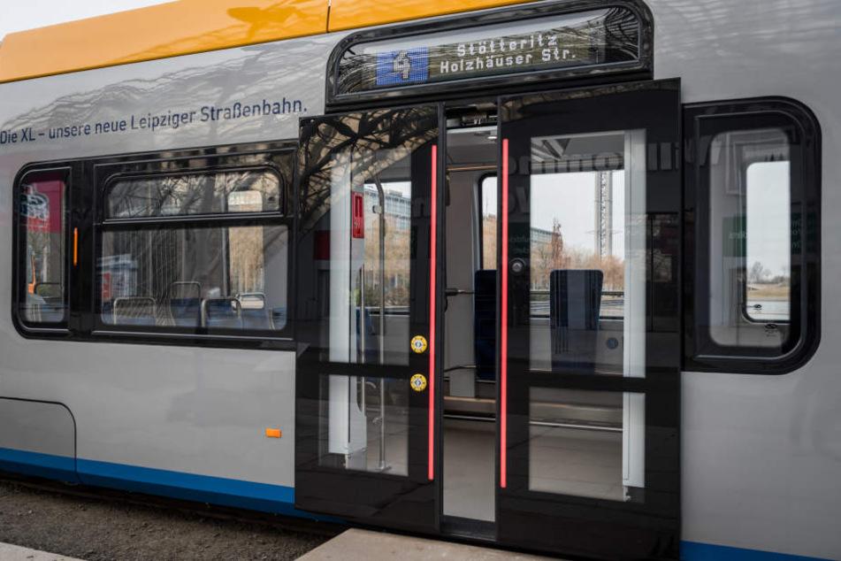 Statt XL-Tram: XL-Panne! Fehlerteufel bei Leipzigs neuer Super-Bahn