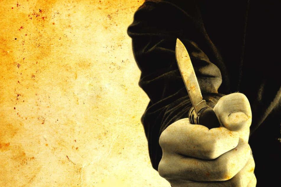 Ob Attacke oder Unfall, ein Messer war in jedem Fall im Spiel (Symbolbild).