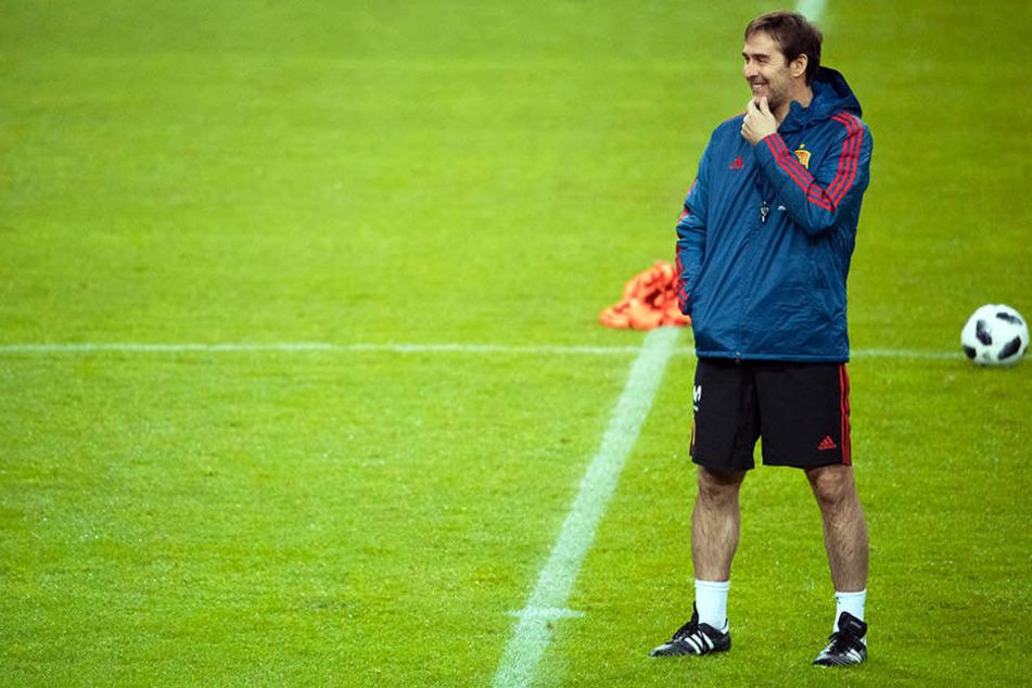 Julen Lopetegui wird neuer Trainer von Real Madrid!
