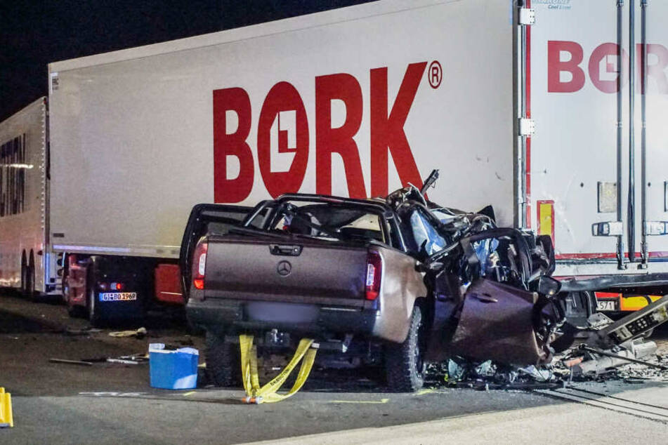 Der Unfall kostete Ingo Kantorek und seiner Frau das Leben.