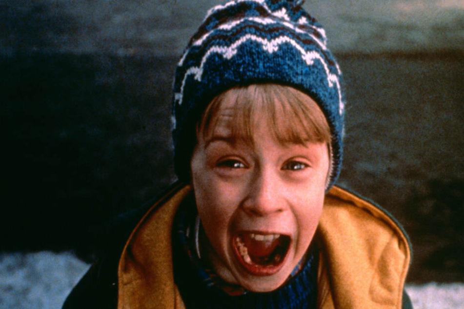 Kevin McCallister kann gut schreien und auf sich selbst aufpassen.