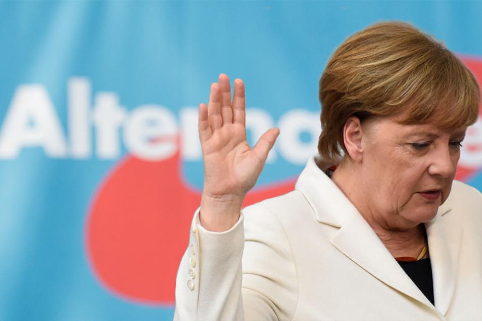 """AfD bezeichnet Merkel zu Recht als """"Kanzlerin der Ausländer""""!"""