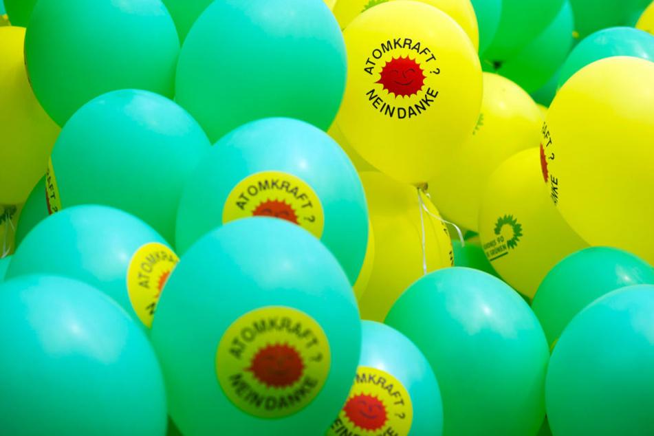 In Berlin rufen die Grünen zu einer Demo für mehr Umweltschutz auf (Symbolfoto)