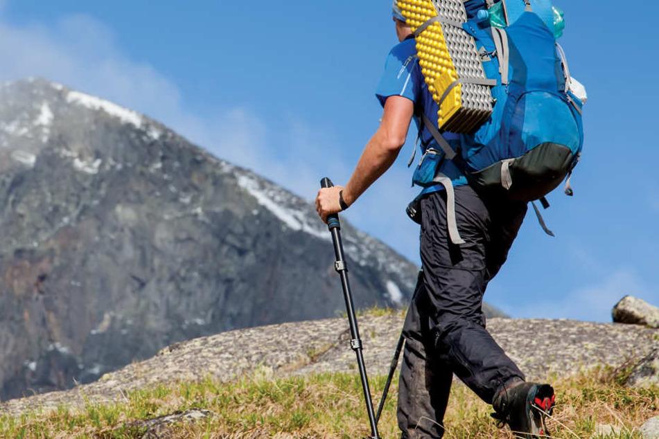 Drama in Bayern: Bergsteiger stürzt 150 Meter in die Tiefe