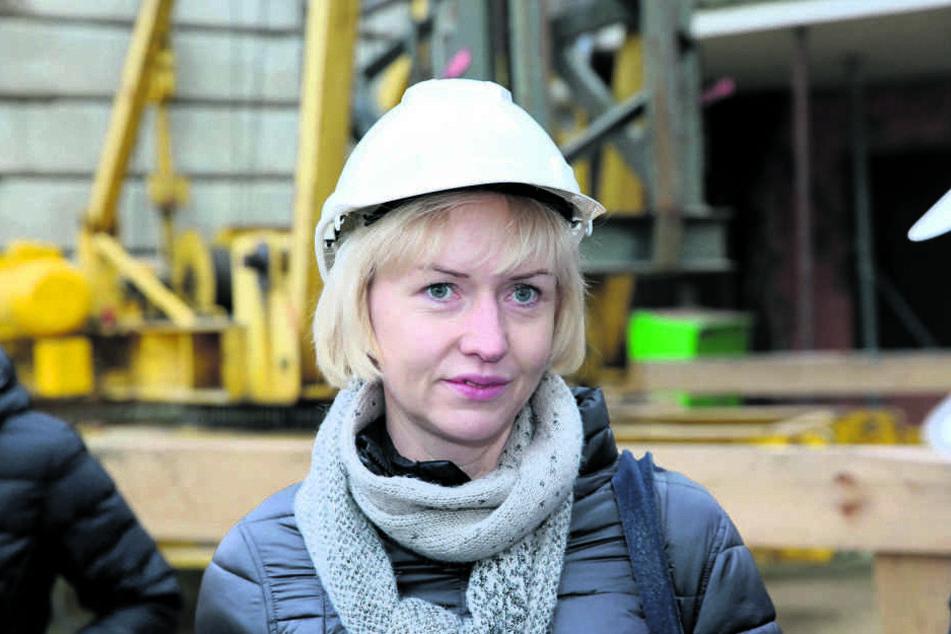 Baubürgermeisterin Kathrin Köhler (40, CDU) wurde mit Alkohol am Steuer erwischt.