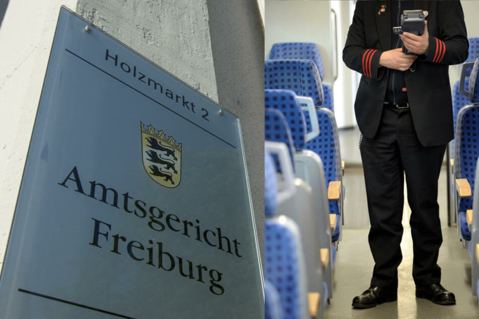 Ein Zugbegleiter wurde am Amtsgericht Freiburg zu siebeneinhalb Jahren Haft verurteilt (Symbolbild).