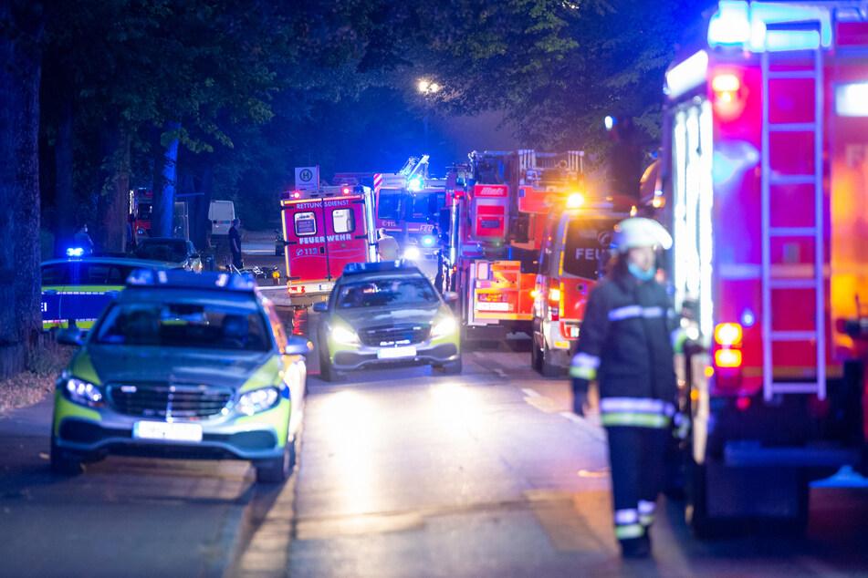 Tragödie an Weihnachten: Ehepaar stirbt durch Schwelbrand