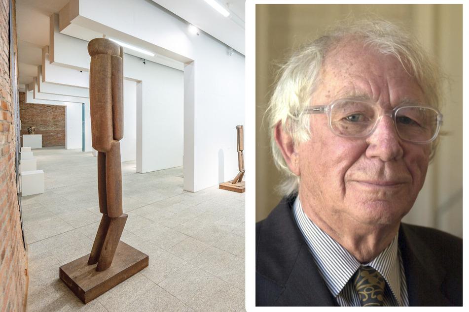 München: Fritz Koenig: Kriegsbeil um Erbe des weltberühmten Bildhauers soll begraben werden