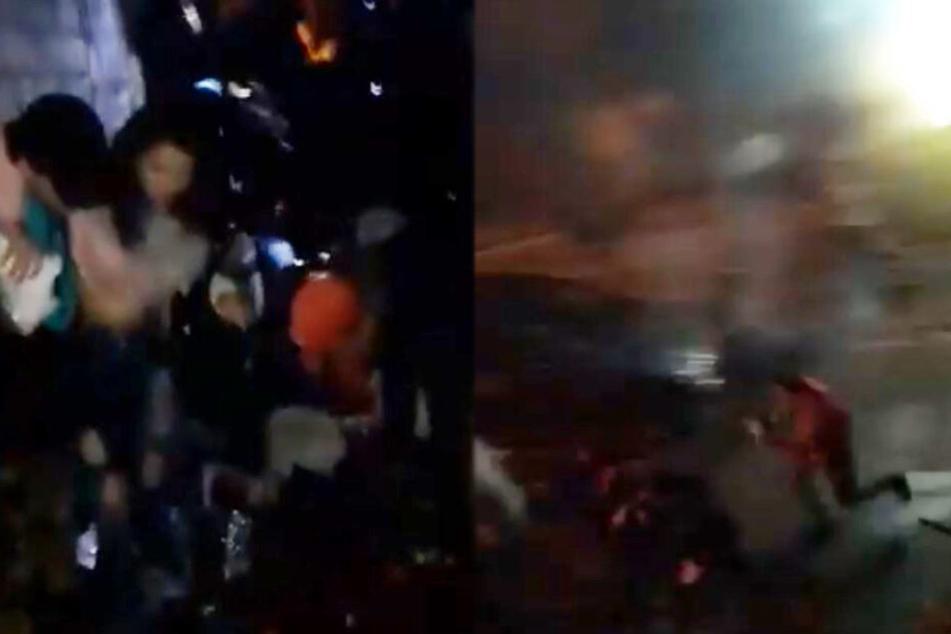 Massenpanik in Brasilien: Neun Menschen totgetrampelt