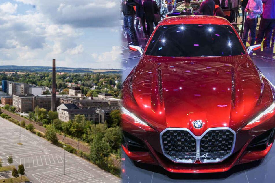 IAA sucht neuen Standort: Wird Chemnitz zur Auto-Stadt?