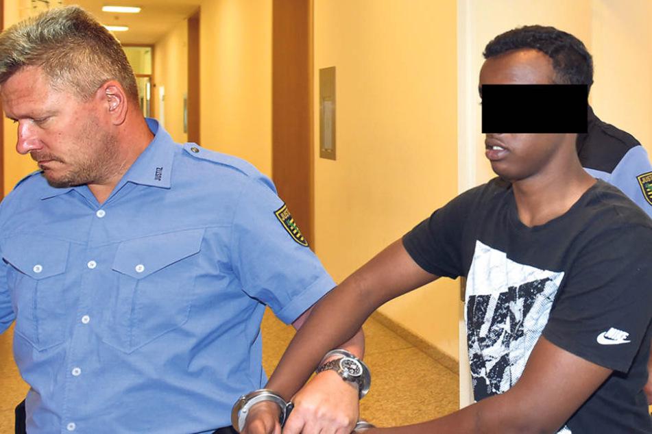 Derzeit sitzt Mohammed R. (20) in U-Haft.