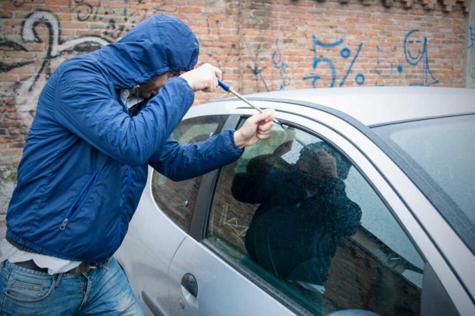 Erst fuhr der Dieb unter Drogeneinfluss Auto, anschließend wollte er aus seinem Versteck sein Diebesgut holen. (Symbolbild)