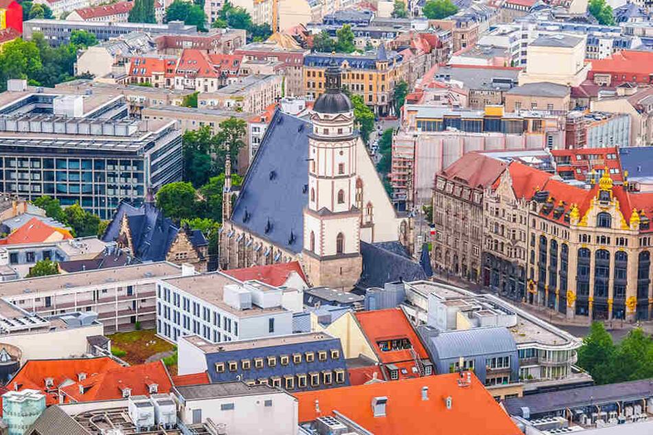 Leipzig knackte 2017 die 3-Millionen-Übernachtungen-Marke.