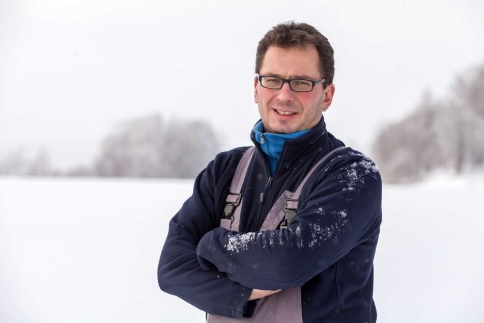 Nicht informiert, die Stadt ins schlechte Licht gerückt: CDU-Stadtrat André  Zinn (42, CDU) gefällt Olaf Oettels Arbeitsweise nicht.
