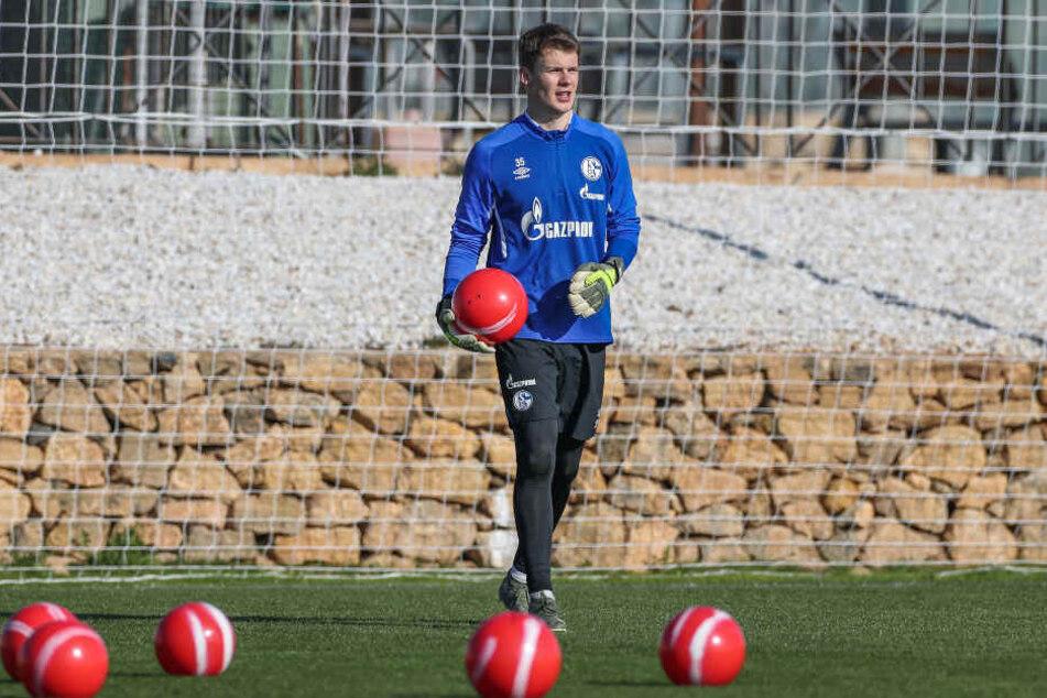 Alexander Nübel wird Schalke im Sommer verlassen und zum FC Bayern wechseln.