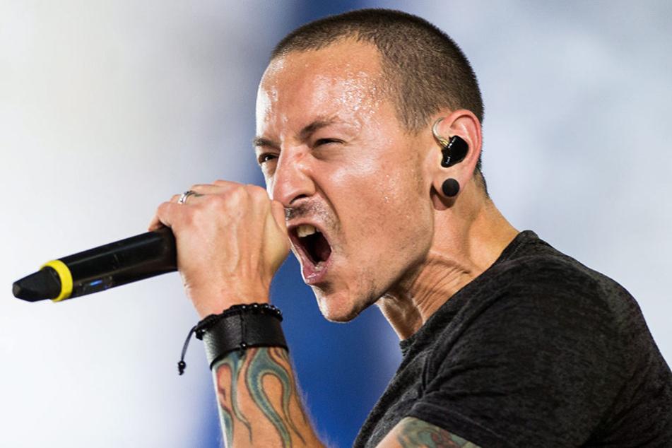 Im Sommer 2017 nahm sich Linkin-Park-Sänger Chester Bennington das Leben.