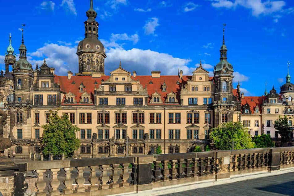 So schön kann Geschichte aussehen: Seit 1985 wird das Residenzschloss  wiederhergestellt und zum Museumszentrum ausgebaut.