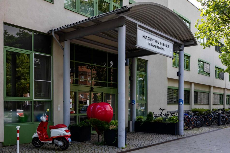 Derzeit sitzt das Herzzentrum an der Fetscherstraße Ecke Pfotenhauerstraße.