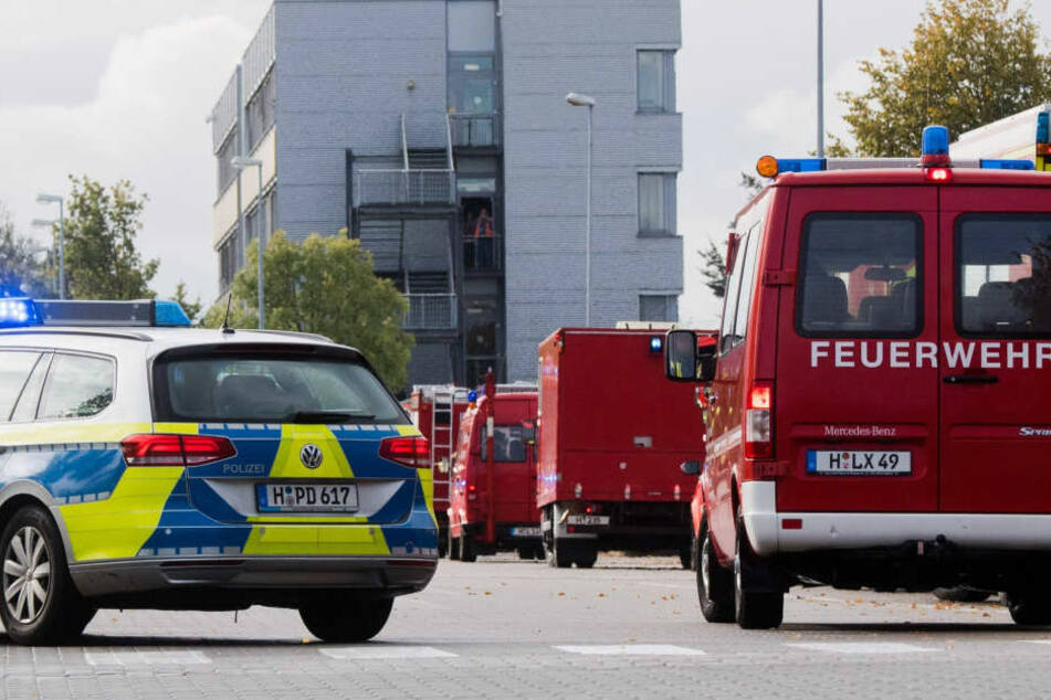 Die Feuerwehr möchte bei Einsätzen von der Polizei beschützt werden. (Archivbild)