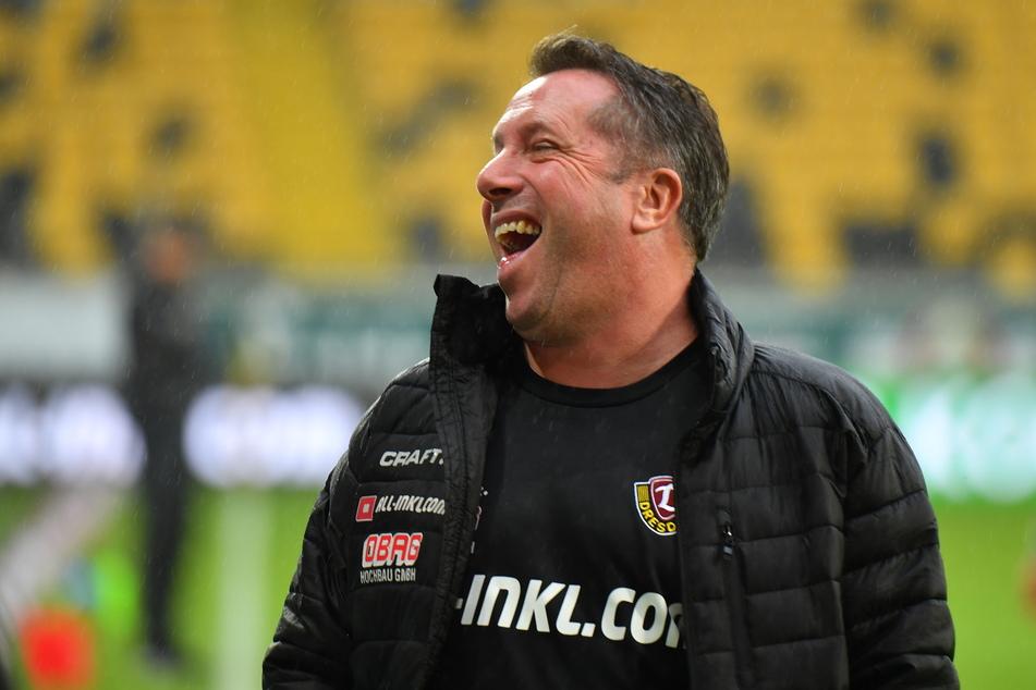 Markus Kauczinski (51) war zuletzt bei Dynamo, ist aber seit Sommer vertragslos.
