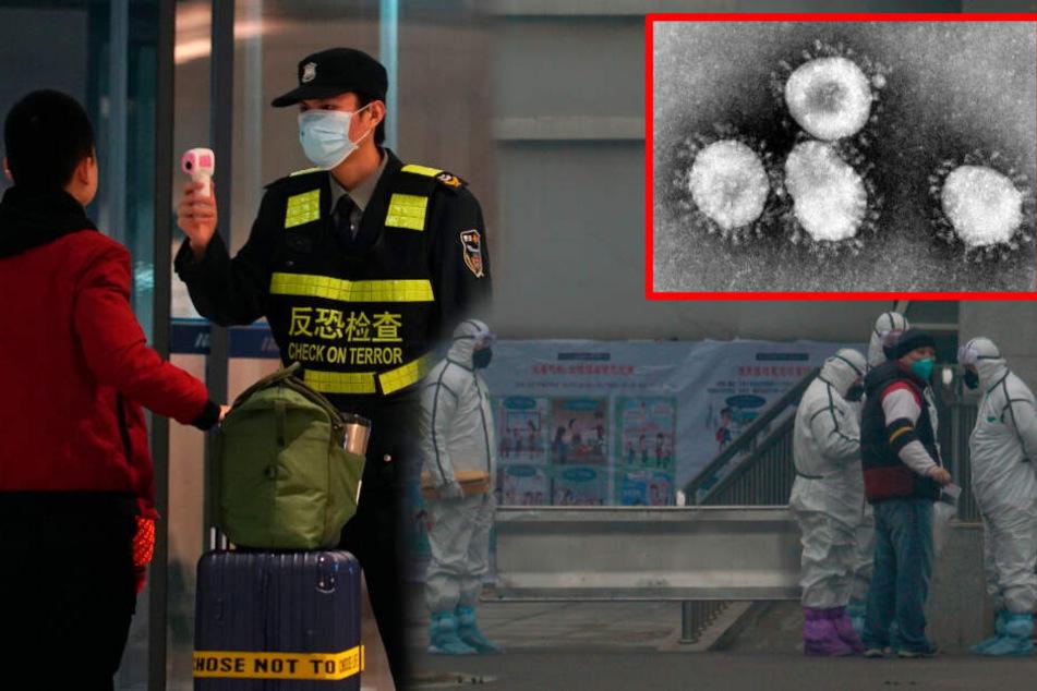 Panik vor Coronavirus: Schon neun Tote, erster Fall in den USA! Gefahr jetzt auch bei uns?