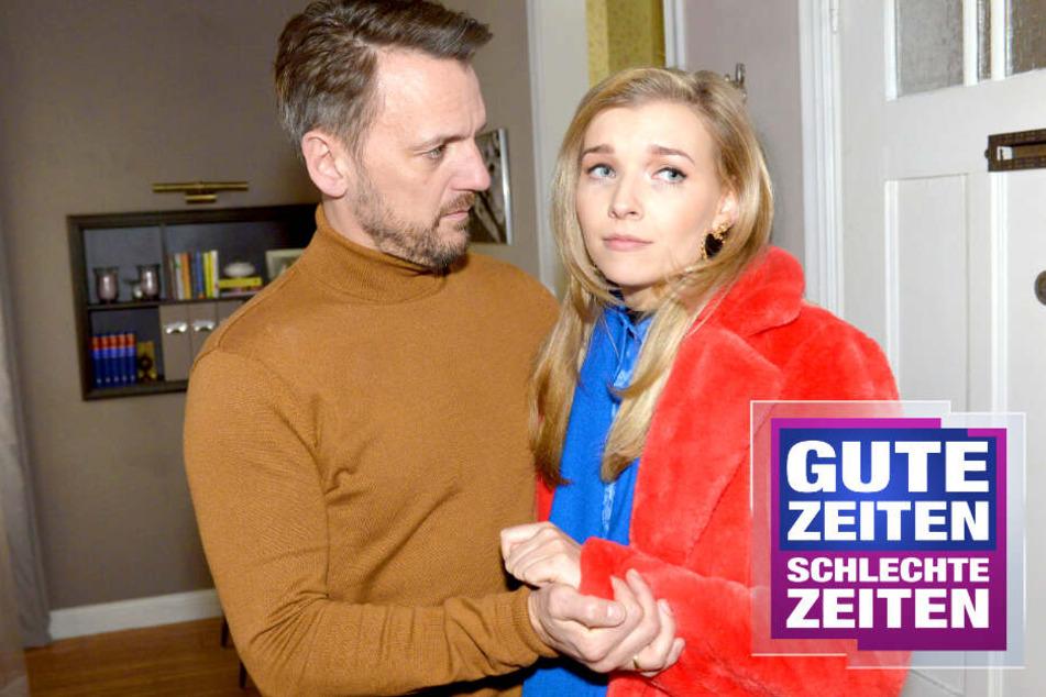 Dramatisches Liebes-Aus bei GZSZ!