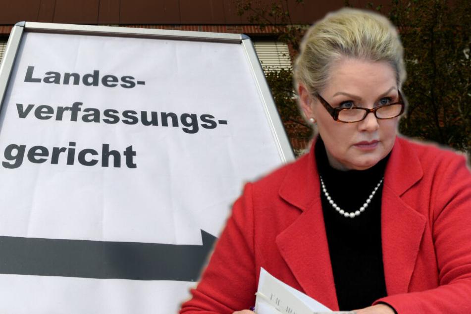 Nach Rauswurf: Sayn-Wittgenstein (AfD) will sich zurück in die Fraktion klagen
