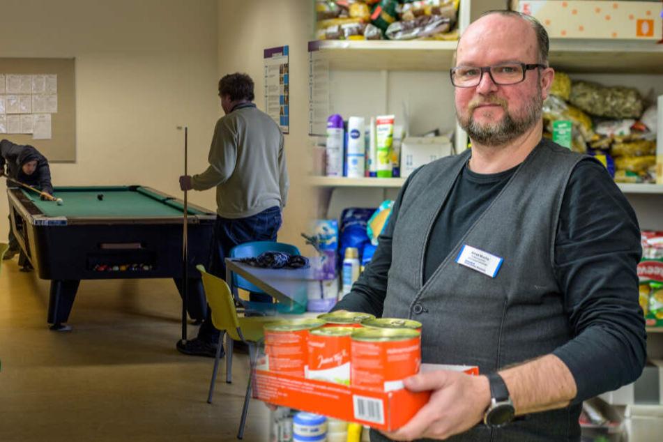 Für Bedürftige: Chemnitzer Einrichtungen öffnen wieder Türen und Herzen