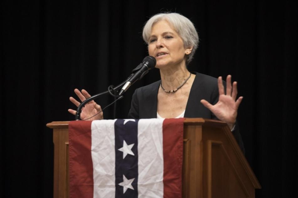 Grünen-Präsidentschaftskandidatin Jill Stein.