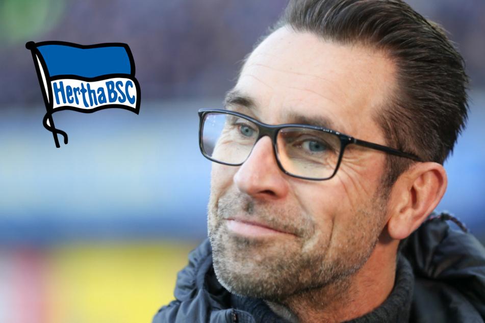Hertha BSC erfuhr von Spielabsage im Bus