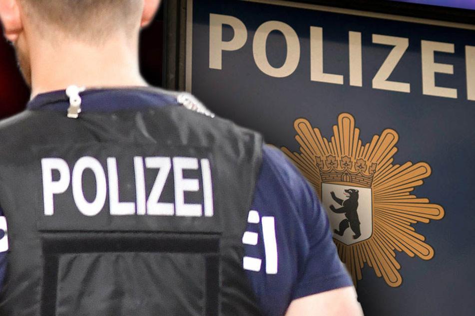 Was ist dran an der exzessiven Party in den Unterkünften der Berliner Polizisten? (Bildmontage)