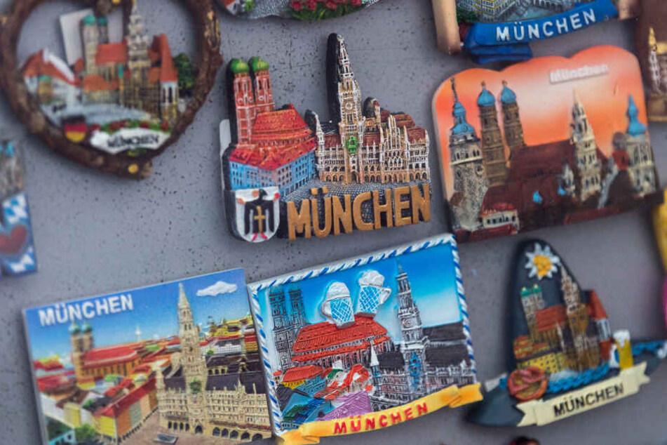 Dürfen Souvenirläden in München sonntags öffnen?