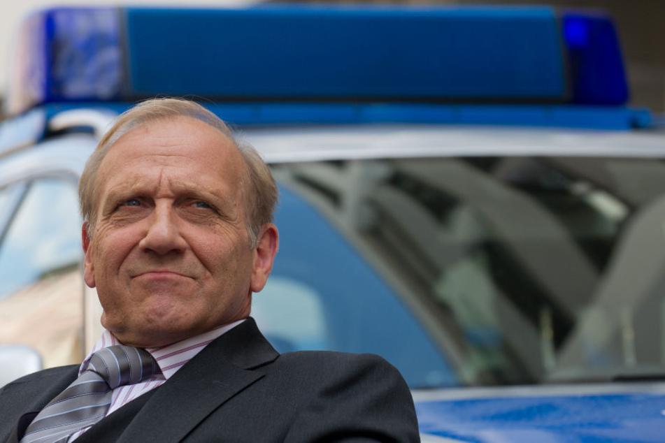 Schauspieler Karl Kranzkowski spielt Kriminaldirektor Michael Kaiser. (Archivbild)