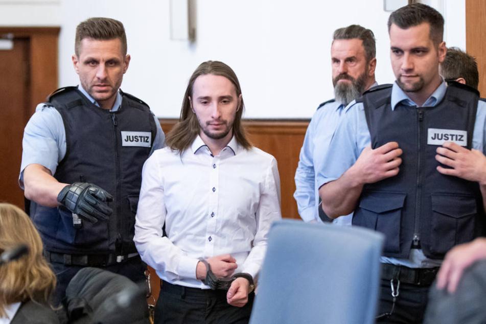 14 Jahre muss Sergej W. ins Gefängnis.