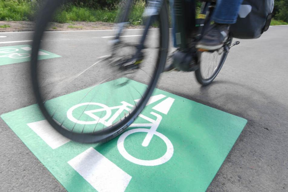 Wann der Radschnellweg gebaut wird, ist noch nicht absehbar (Symbolbild).