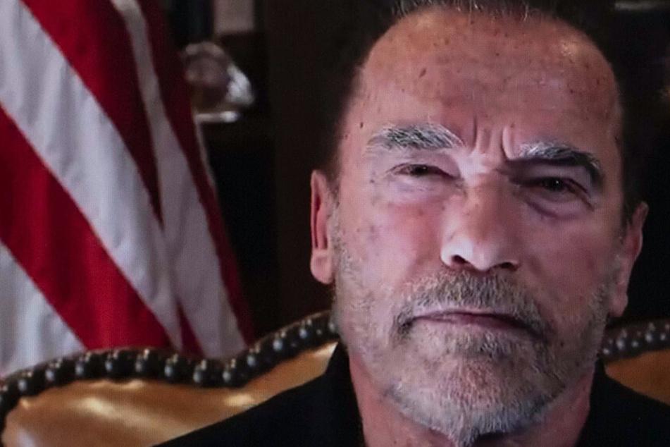 Schwarzenegger compares Capitol attack to Nazi pogrom