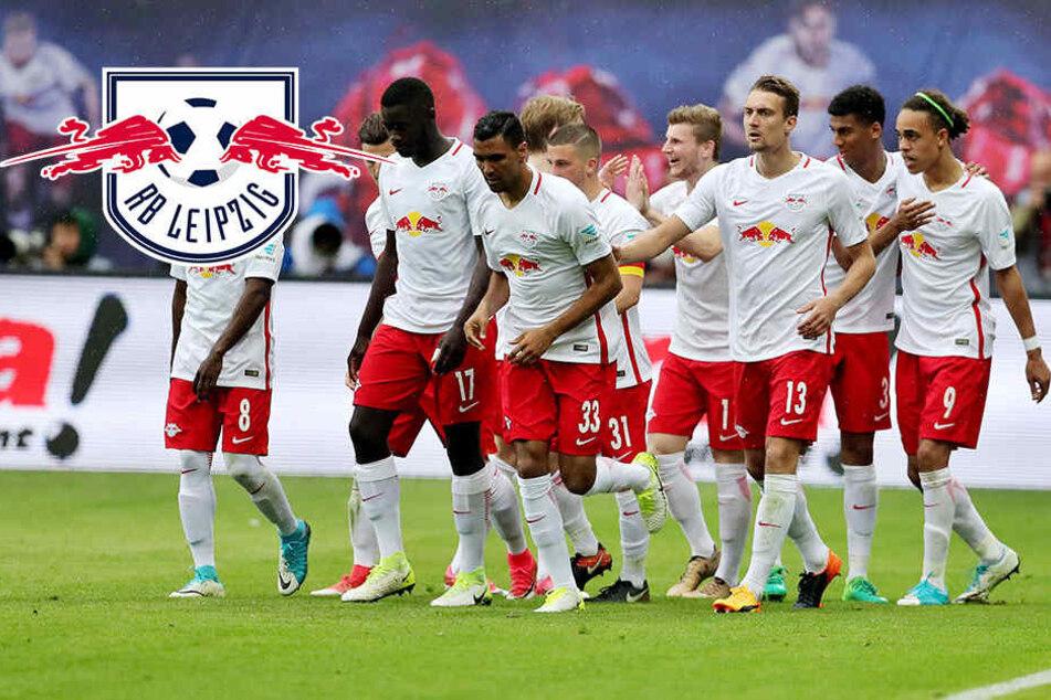 Diesen Rekord knackte RB Leipzig beim Spiel gegen die Bayern