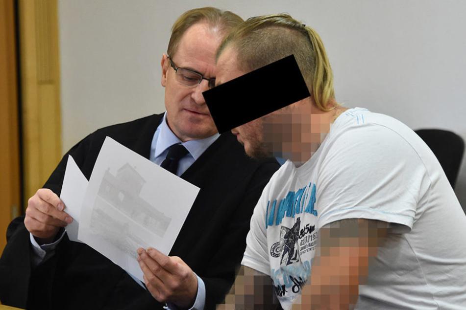 Pech! Statt sechs Monate auf Bewährung erhielt der 28-Jährige im Berufungsprozess acht Monate Haft.