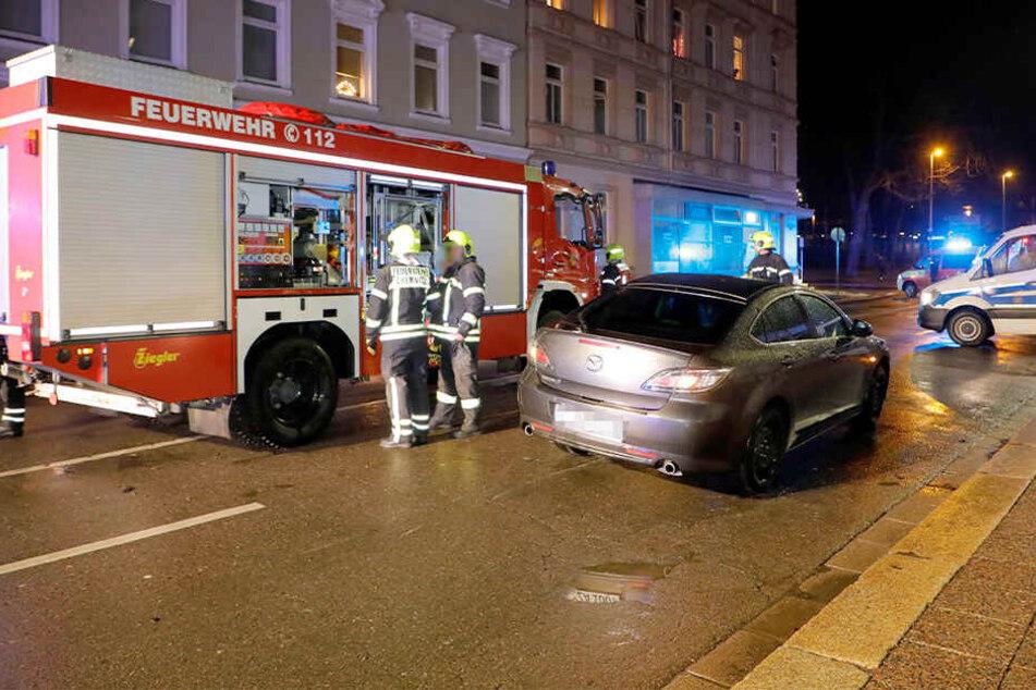 Im Dezember 2018 wurde eine 20-Jährige in der Georgstraße von einem Auto erfasst. Sie starb noch an der Unfallstelle.