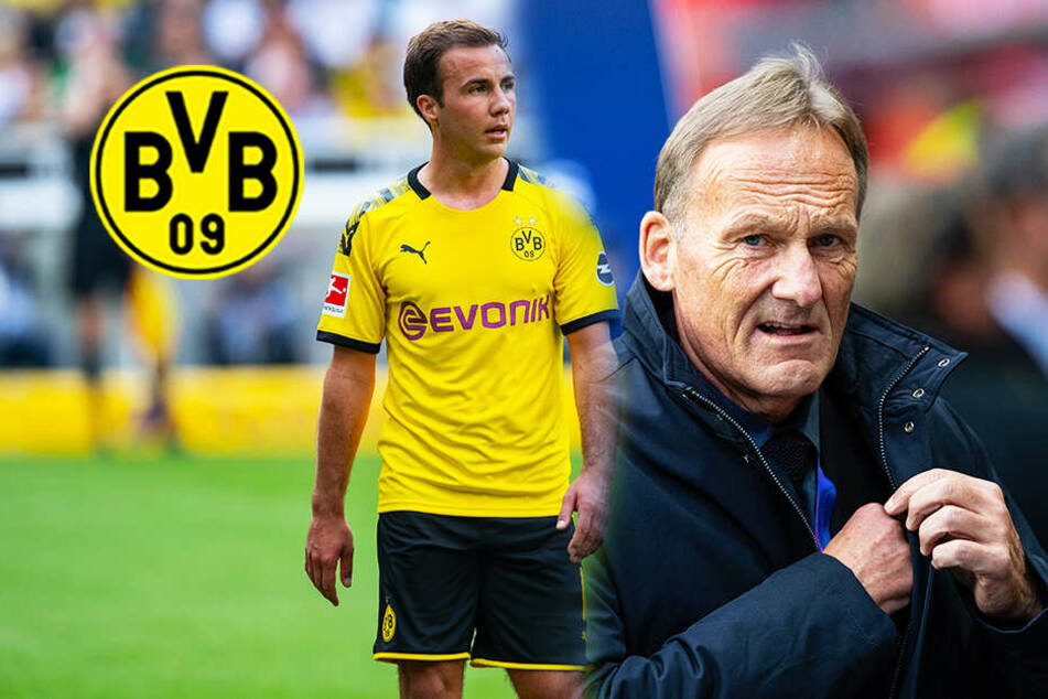 """Watzke über Götze-Abgang vom BVB zum FC Bayern: """"Dann ging die ganze Scheiße los""""!"""