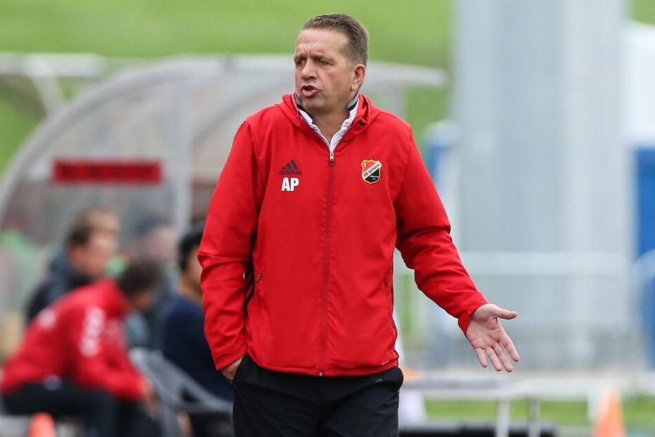 Andreas Petersen (58) wurde vom Nordostdeutschen Fußballverband (NOFV) zu einer hohen Strafe verurteilt.