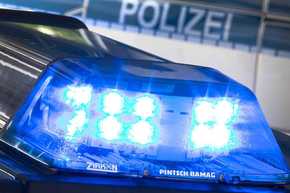 Die Polizei hat eine Großfahndung nach den Tätern ausgerufen. (Symbolbild)