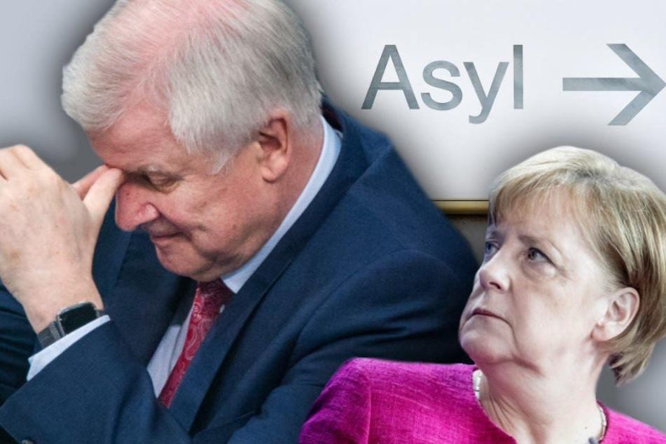 CSU-Reaktion auf Merkel: