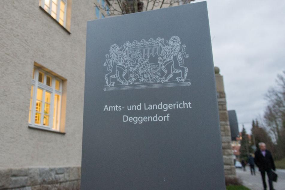 Vor dem Landgericht Deggendorf haben nun die Witwe und der damals schwer verletzte Sohn ausgesagt. (Archiv)