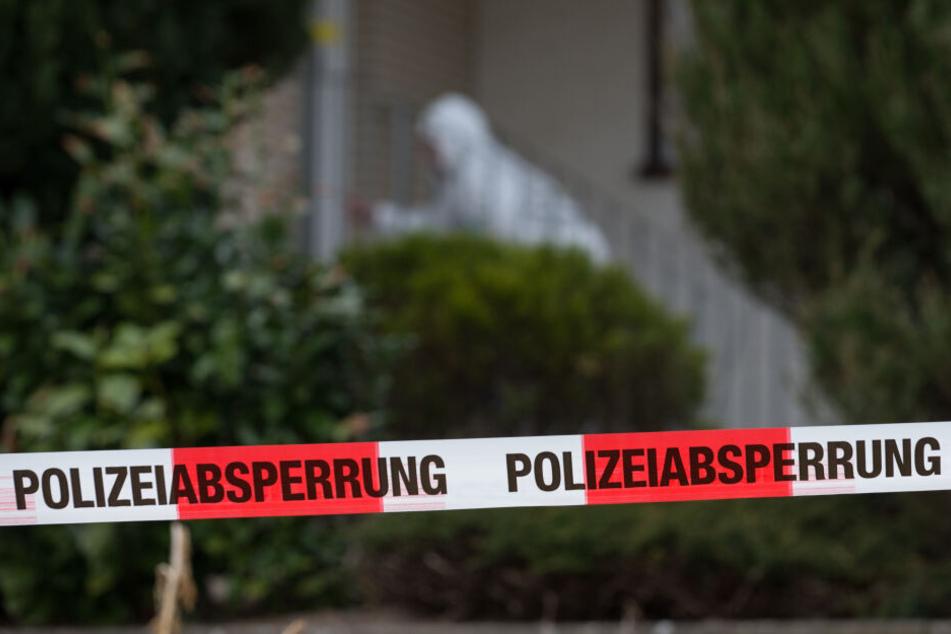 Die Polizei hat die Ermittlungen aufgenommen.