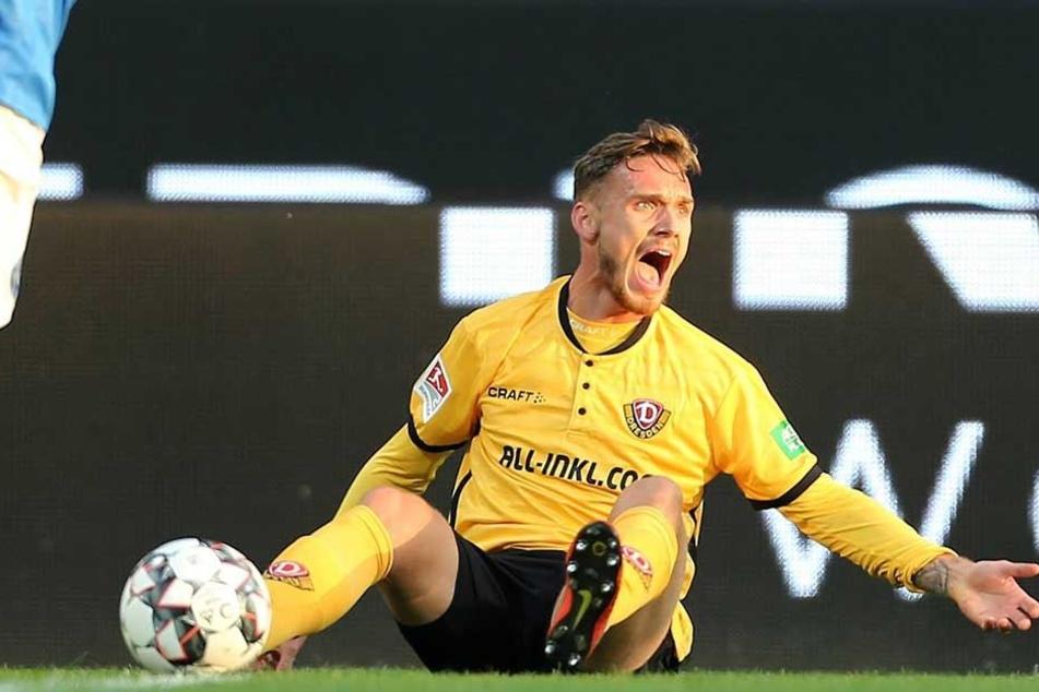 Wahlqvist machte in dieser Saison bisher alle 14 Spiele. Doch jetzt fällt er wegen einer Verletzung länger aus.