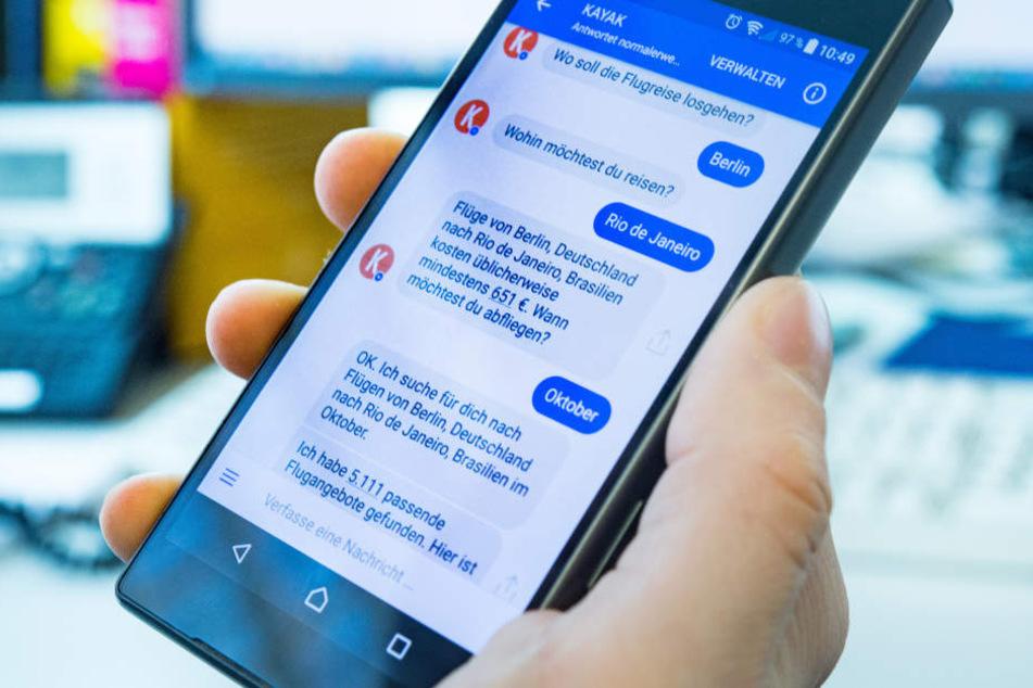 Auf einigen Smartphones ist bald Schluss mit Facebook Messenger.